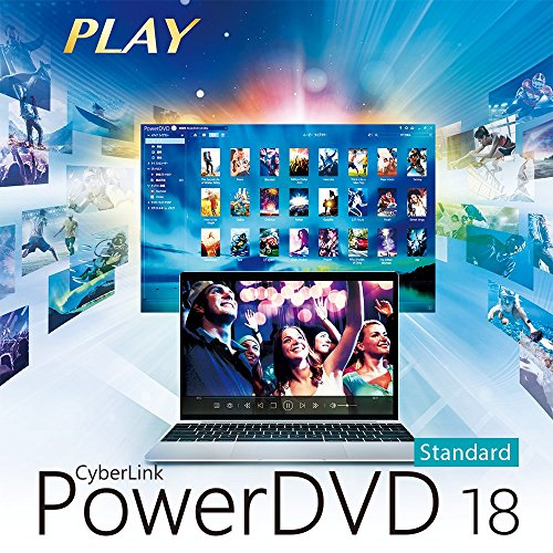 Price comparison product image CyberLink PowerDVD 18 Standard [Download]