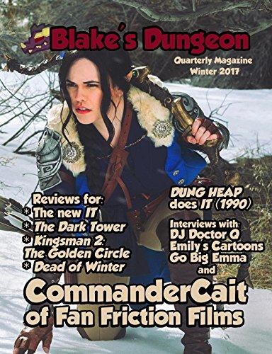 Blake's Dungeon Quarterly Magazine: Winter 2017