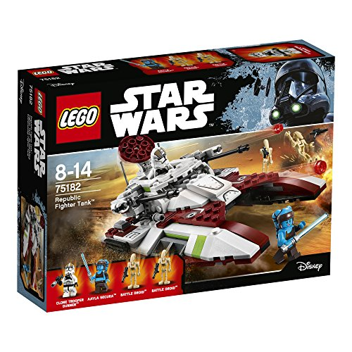 Fighter Star Wars (LEGO Star Wars 75182 - Republic Fighter)