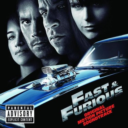 Fast And Furious (aka Fast and Furious 4) by Soundtrack (2009-03-31)