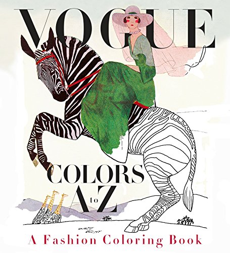 Vogue Colors A to Z: A Fashion C...