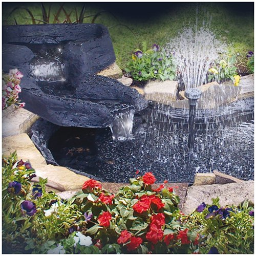 Bassin De Jardin Happy Pond Kit 4 (550 lt)