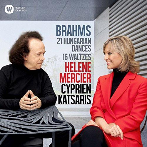 Brahms: 21 Danses Hongroises & 16 Valses