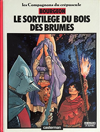 SORTILEGE BOIS BRUMES. Edition numérotée
