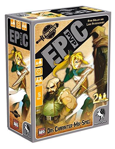 Preisvergleich Produktbild Pegasus Spiele 17281G - Epic PvP, Kartenspiele