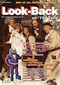 Look-Back on 70s Telly - Issue 4 [DVD]