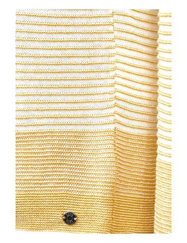 Cecil, Maglione Donna Mehrfarbig (Golden Lemonade 21197)