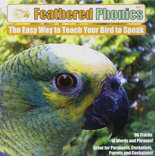 Phon Cd (Feathered Phonics F.Phon CD lehrt Vogel zu singen, 96 Lieder)