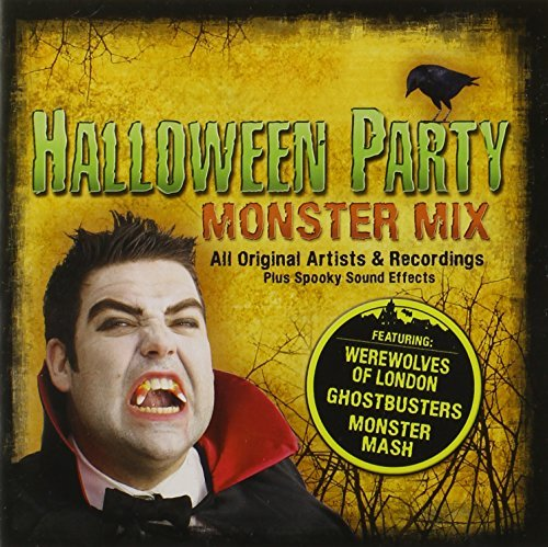 ter Mix by Halloween Party Monster Mix (2013-01-01) (Halloween Usa Store)