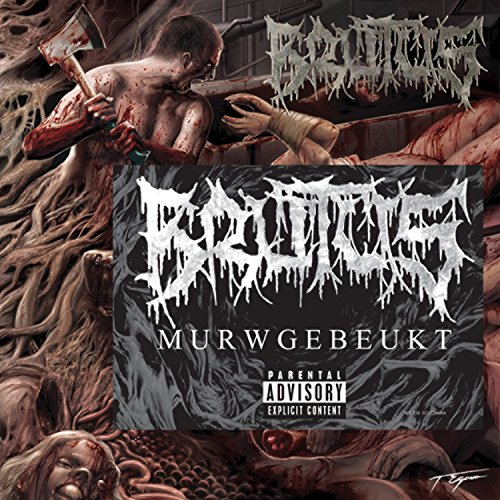 Brutus: Murwgebeukt (Audio CD)