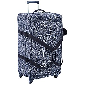 Kipling CYRAH L Hand Luggage, 79 cm, 101.5 liters, Multicolour (Soft Feather)