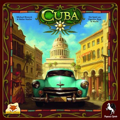 Preisvergleich Produktbild Pegasus Spiele 54530G - Cuba