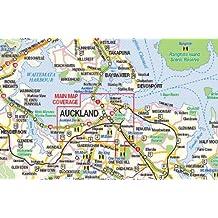 Plan de ville : Auckland Visitor & Tourist Map