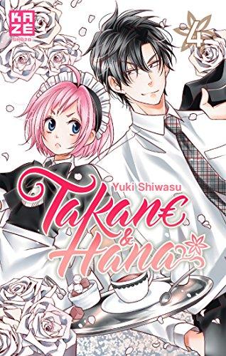 Takane & Hana T04 par Yuka SHIWASU
