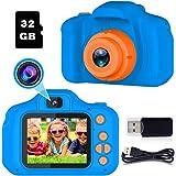 Regali per ragazze di 3-8 anni Joy-Fun Macchina Fotografica Digitale 8.0 MP Macchine Fotografiche per Bambini Video Disco Ele