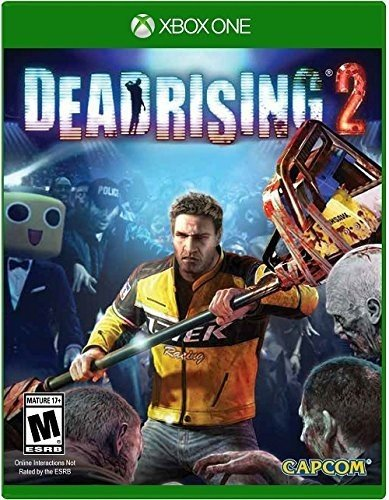 Dead Rising 2 (Xbox One) 61tBWWHwf8L