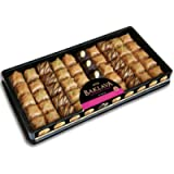 Layla Baklava Pastry Baked Sweets Pistachio Cashew Walnut Nuts Chocolate - 1kg