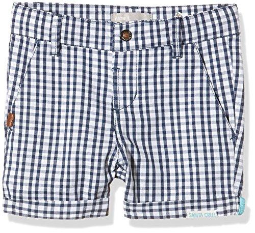 NAME IT Jungen Nitisam M Reg/Long Shorts 216 Ger Mehrfarbig (Vintage Indigo), 92 (Shorts Bermuda Indigo)