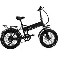 Elektrisches Fahrrad für Erwachsene 48v 500w 20inch Folding Fat Tire Bike Abnehmbare Lithium-Batterie-elektrische…