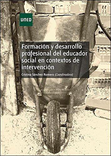 Descargar iphone de ebook Formación y desarrollo profesional del educador social en contextos de intervención in Spanish ePub