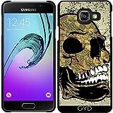 Coque pour Samsung Galaxy A3 2016 (SM-A310) - Crâne De Sucre by nicky2342