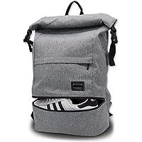 ITSHINY Sporttasche für männer Frauen, Umhängetasche für das Fitnessstudio, Reiserucksack,Gym Bag 3 in 1 Design mit…