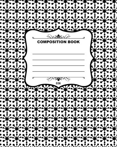 Composition Book 036: Fusello Notebooks - A Top Quality Brand