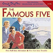 Five Fall Into Adventure & Five Get Into Trouble (Famous Five, Band 1)