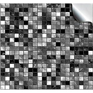 24 stück Fliesenaufkleber für Bad und Küche (TP3-6