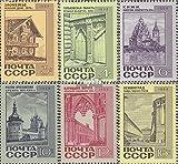 Sowjet-Union 3586-3591 (kompl.Ausg.) 1968 Russische Architektur (Briefmarken für Sammler)