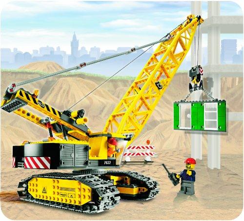 Imagen principal de LEGO City 7632 - Grúa oruga