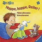 Hoppe, hoppe, Reiter!: Meine allerersten Kniereiterverse Ab 6 Monaten (ministeps Bücher)