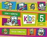 KIDS EDEBE 5 AÑOS TERCER TRIMESTRE - 9788468309828