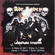 Leviathan's Creation by Adr Lavey (Of Triple 6) (2009-06-16)
