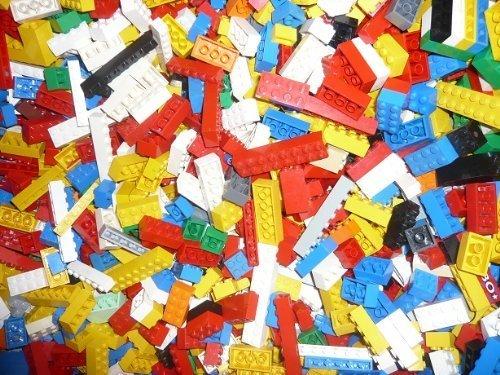 1 kg LEGO BASIC Steine , Kiloware, Super Mischung