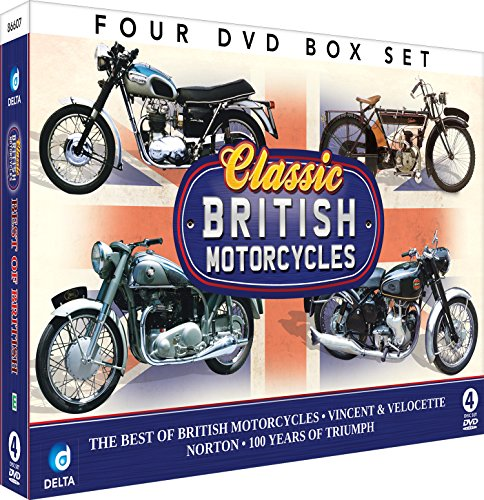 Classic British Motorcycles - Best Of British