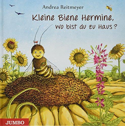 Kleine Biene Hermine, wo bist du zu Haus?