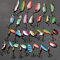 Elritze Angelköder Multi-Section Crank Bait Haken Bass Crankbaits Tackle Sinking