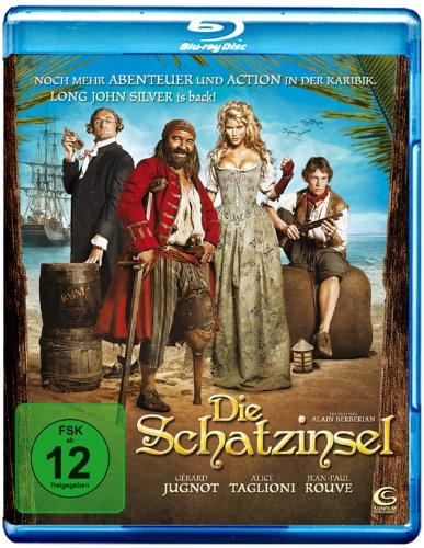 Bild von Die Schatzinsel [Blu-ray]
