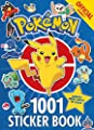 The Official Pokémon 1001 Sticker Book por Orchard Books