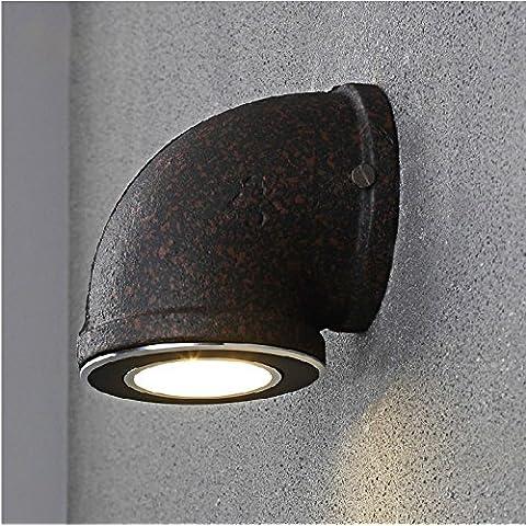 CNMKLM moderno candelabro de cristal de la lámpara de pared para Baño Dormitorio Base de luz de iluminación del hogar Lamparas,#4,con el mejor servicio