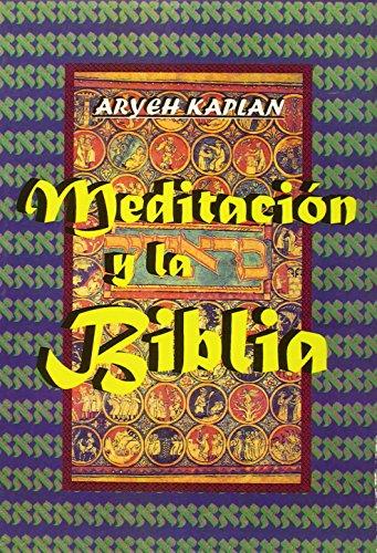 Meditación y la Biblia