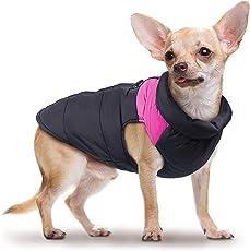 Hund Warme Kleidung Wasserdichte Haustier Baumwolle Weste Padded Winter Daunenjacke Mäntel Pet Skianzug Im Freien für Kleinen Hund