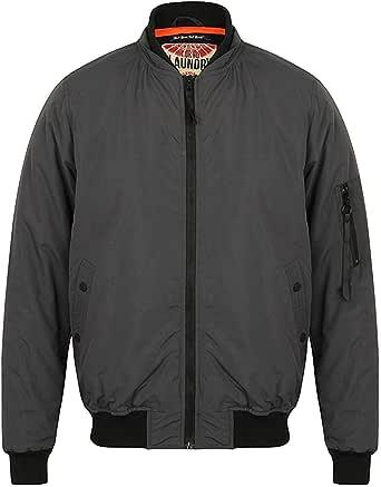 Mens MA1 Jacket Tokyo Laundry Harrington Coat Padded Baseball Bomber Winter New