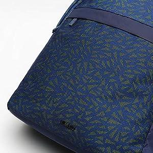 61tD1c7PknL. SS300  - Misako – Mochila Unisex en Nylon Running en Color Azul   Mochila de Deporte  Mochila de Gimnasio   Mochila Impermeable