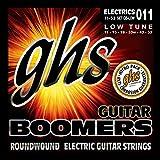 GHS GBLOW Jeu de 6 Cordes pour Guitare électrique Low Tune