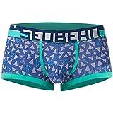 Underwear for Men,Men's Sexy Fashion Printed Underwear Comfortable Sexy Underwear Boxers