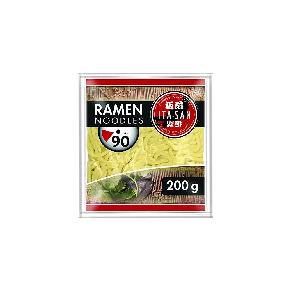 Ita San Ramen Noodles 30x 200g Vorgekochte Ramen Nudeln Nach Japanischer Art