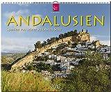 ANDALUSIEN - Spanien von seiner schönsten Seite: Original Stürtz-Kalender 2018 - Großformat-Kalender 60 x 48 cm