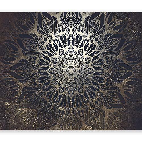 murando - Fototapete selbstklebend Mandala 147x105 cm decor Tapeten Wandtapete klebend Klebefolie Dekofolie Tapetenfolie - Ornament Orient Zen f-A-0659-a-b